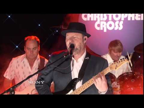 Christopher Cross & Ron Burgundy  Ride Like The Wind 2013