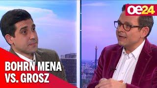 Fellner! LIVE: Bohrn Mena vs. Grosz