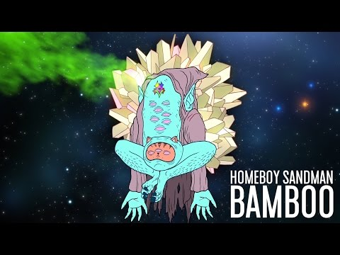 Homeboy Sandman - Bamboo