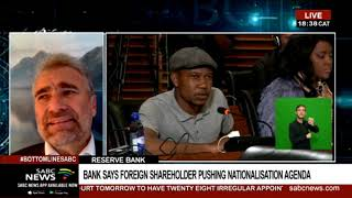 The Bottom Line with Francis Herd, 19 August 2019