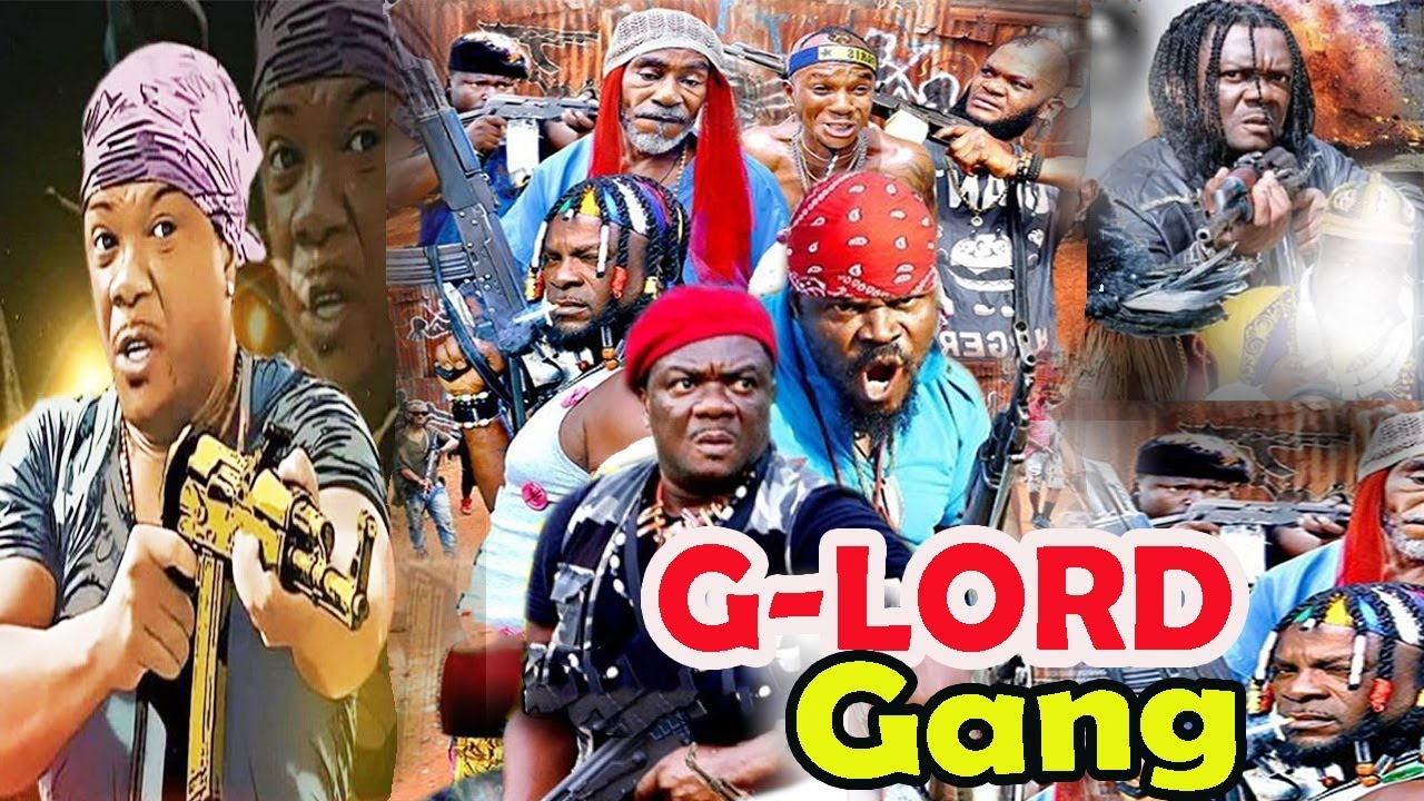 Download G-LORD Gang part 1&2- [ Kelvin  Ikeduba  Latest Nigerian Nollywood Movies