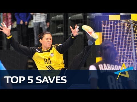 Top 5 saves | Main Round 6 | Women's EHF Champions League 2017/18