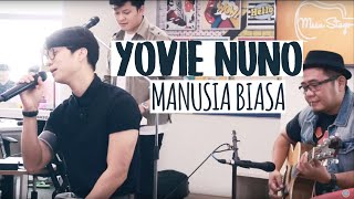 MANUSIA BIASA - YOVIE AND NUNO [NEW FORMATION] Live di Detikcom