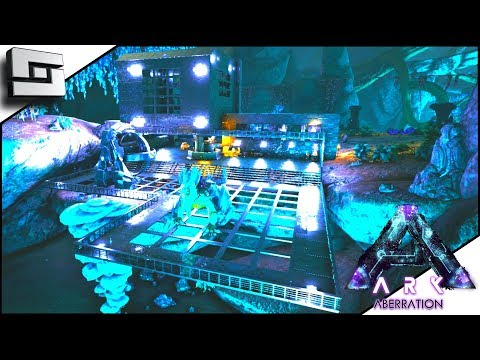 Let There Be Light! ARK ABERRATION! ( Ark Aberration Gameplay E24 )