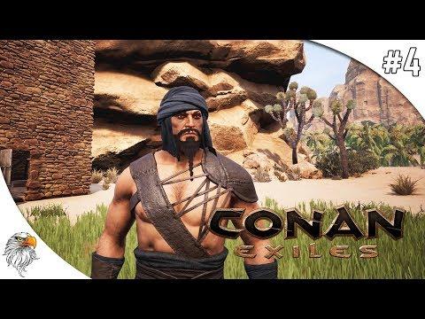 CONAN EXILES - CONSEGUI O METAL EASY #4