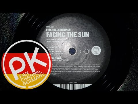 Paul Kalkbrenner - Facing The Sun (B1) Remix