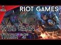 GameGorgon: Riot New Game