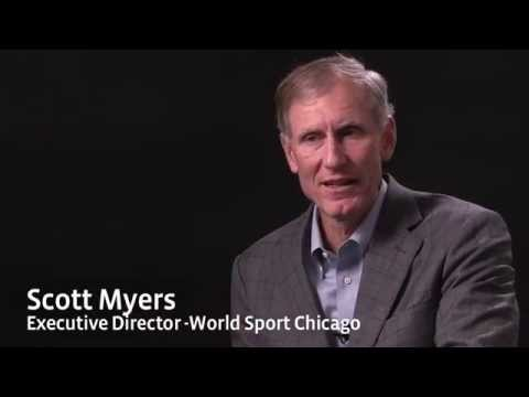World Sport Chicago | Scott Myers, Executive Director | Testimonial