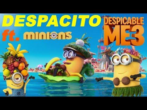 Despacito ft. Minions Luis Fonsi ft. Daddy Yankee Corto Minions