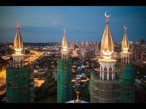 Уфа - удивительный город на холмах глазами белоруса. Республика Башкортостан - 2017