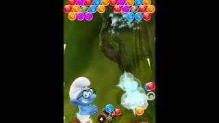 Smurfs Bubble Story Level 189 - NO BOOSTERS