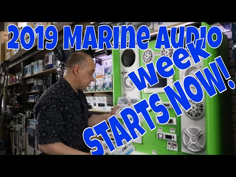 2019 Best Priced Marine Audio Stereo Head Units With Bluetooth Bestsellers From Pyle The PLMRB29W
