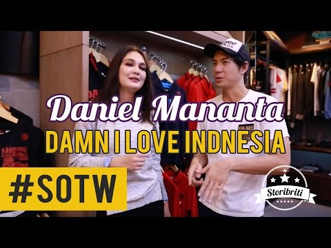 Selebriti On The Way Luna Maya & Daniel Mananta #1: Damn I Love Indonesia