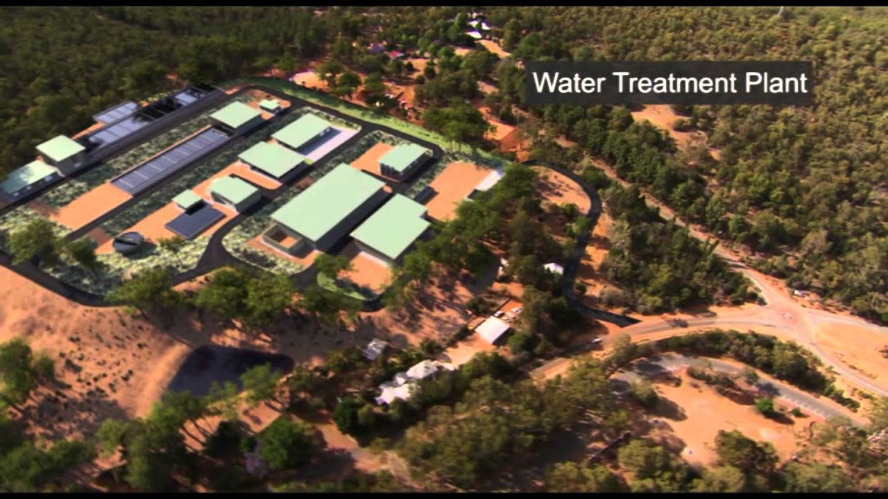 Mundaring Water Treatment Plant (WWTP), Australia | ACCIONA