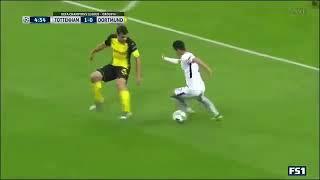 歐聯 (HD) 熱刺主場對多蒙特3:1 Tottenham Hotspur vs Borussia Dortmund 3-1 - All Goals 13/09/2017
