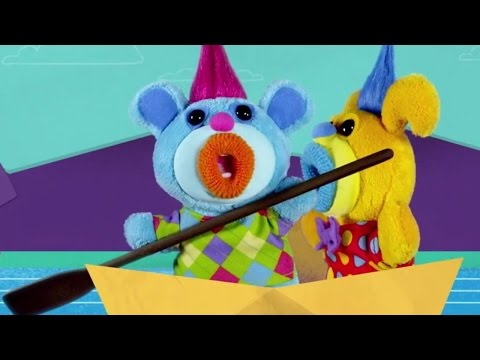 Sing-A-Ma-Lings: Row Row Row Your Boat - SINGAMALINGS TOYS VIDEOS | Funrise Toys UK