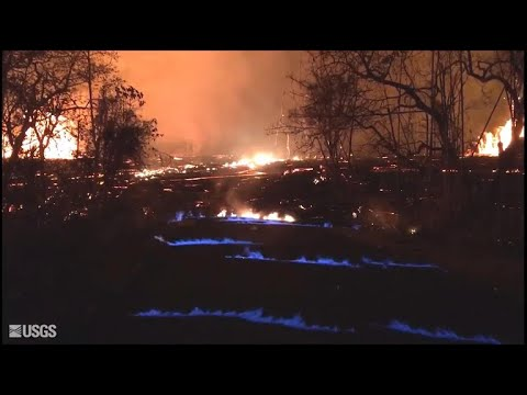 Hawaii volcano poses new threat with toxic gas