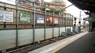 新逗子駅の接近メロディキマグレンのLIFEを収録しました!到着車両は150...
