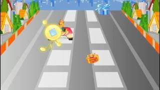 Alvin and the Chipmunks (Элвин и бурундуки: Авто приключение) - прохождение игры