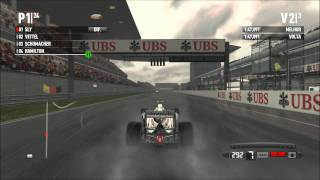 F1 2011 PC Gameplay || Full HD || Max Settings