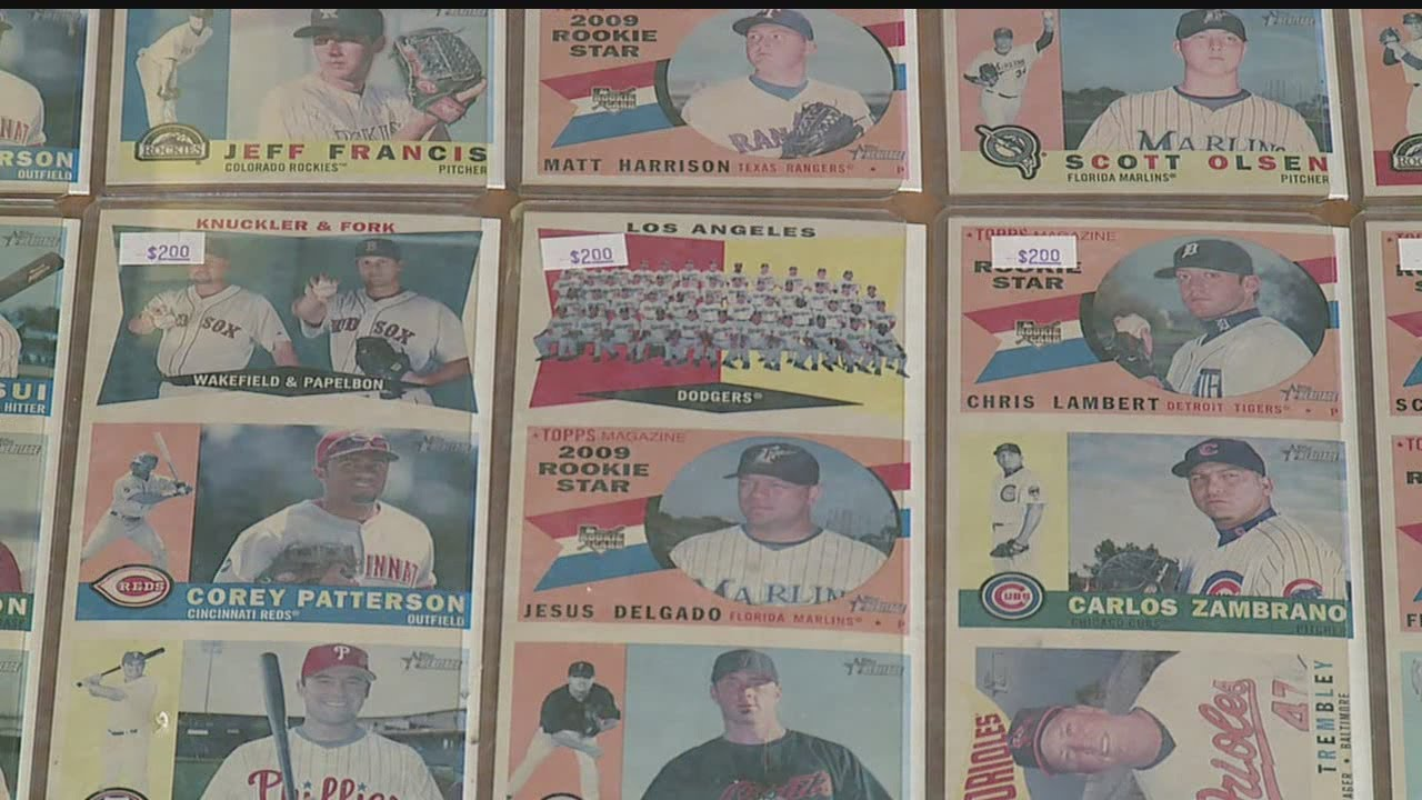 Hermitage Baseball Card Shop Owner Says The Industry Is Changing