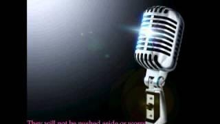 Listen - Beyonce Karaoke (reduced key)