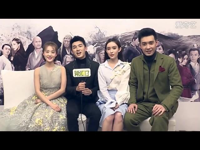???iqiyi ~?????~ ????????????????CP???? [condor2017 main cast interview]