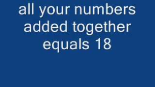 Pick A Four Digit Number