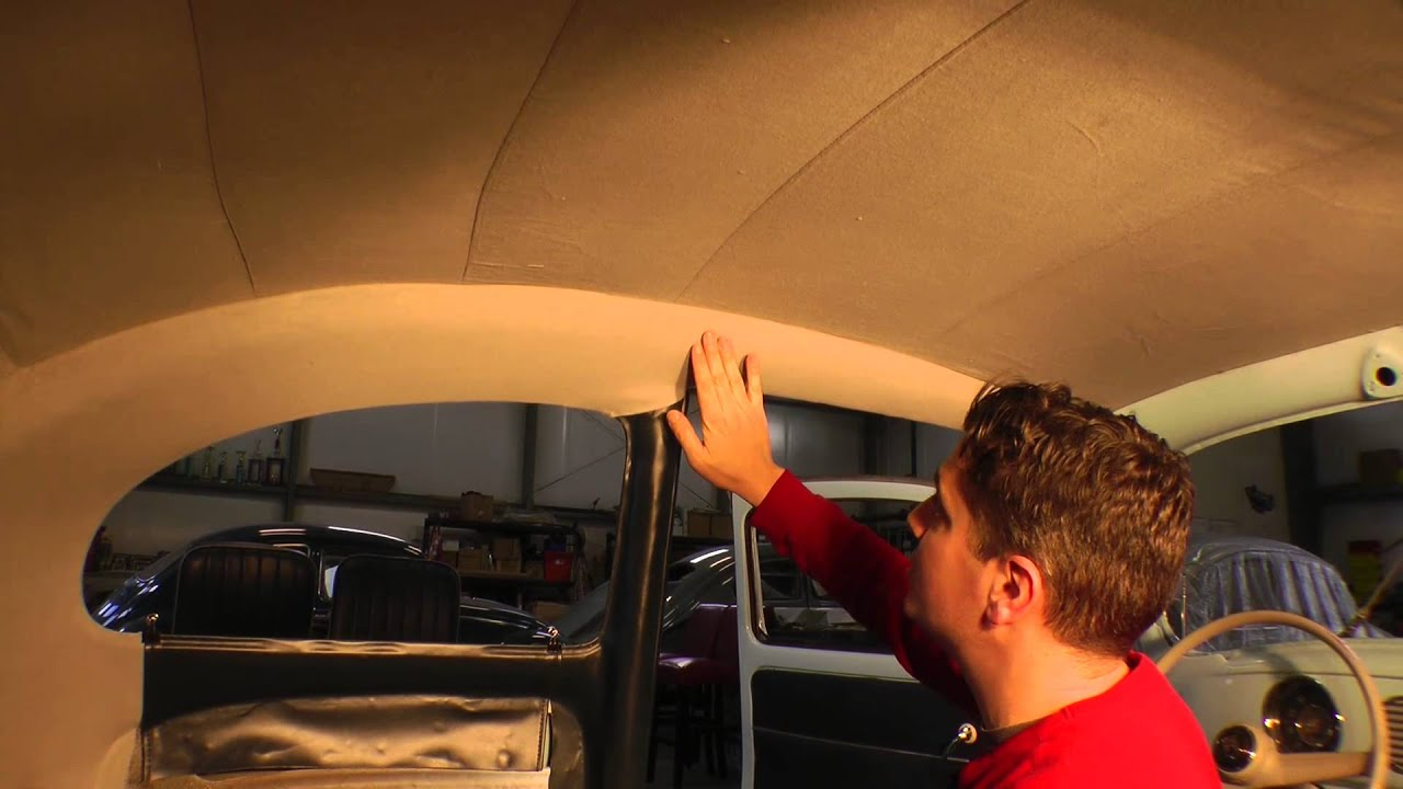 Classic Vw Bugs How To Install Volks Multi Piece Beetle