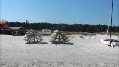 Ostseebad Regenbogencamp in Prerow im Mai 2016 Ostsee camping Campingplatz Baltic Sea Strand Beach