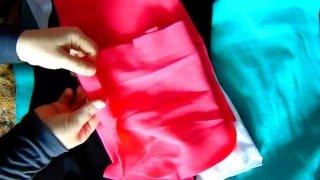 видео Интерлок – что за ткань? Что такое материал пенье