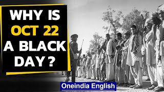October 22: India marks black day against Pakistan's first proxy war | Oneindia News