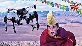 Máy Bay Do Thám Trung Quốc Săn Lùng Người Tị Nạn Tây Tạng | Trung Quốc Không Kiểm Duyệt
