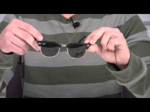 Ray-Ban Clubmaster Sunglasses Review at Surfboards.com
