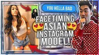 Asian Instagram Model Tells Crazy Story About Offset