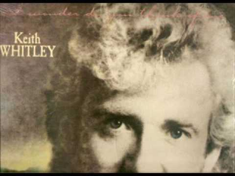 Keith Whitley ~  I Wonder Do You Think Of Me (Vinyl)