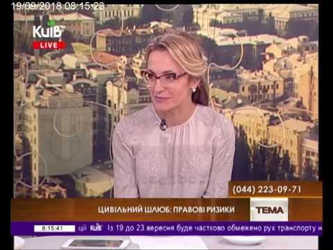 Телеканал Київ: 19.09.18 Громадська приймальня 08.10