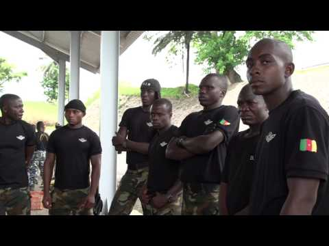 Africa Partnership Station: Obangame/Saharan Express 2016 - Gulf of Guinea