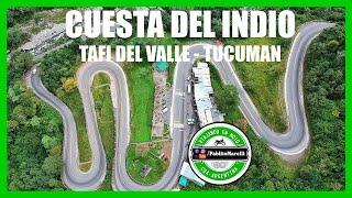 Cuesta del Indio Tafi del Valle TUCUMAN