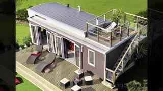 Tiny House Rooftop Decks And Patio Ideas
