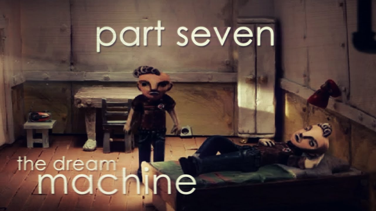 the machine chapter 2 walkthrough