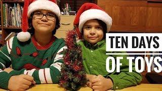 Ten Days of Toys -  Day 1: Lego Minecraft