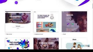 Glück - A Creative Multi-Concept Theme for Digital Agencies and Free