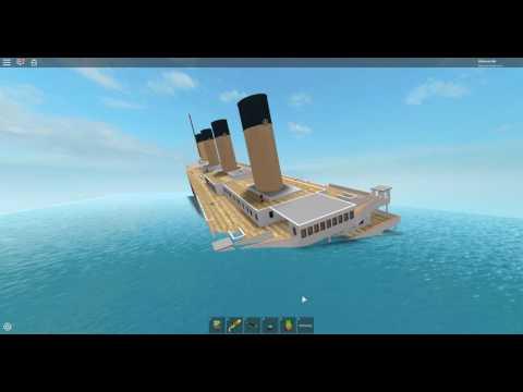 Titanic 2 Sinking