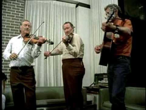 Dewey Balfa recalls the lyrics to a Cajun waltz