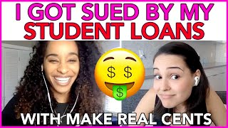 Overcoming Abuse, Studying Finance + Getting SUED For Student Loans | MIND YOUR MONEY Podcast