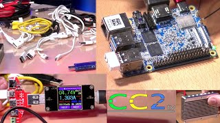 CC2tv #242 NanoPi M4 schlägt Raspi 3B+ und Laden per USB