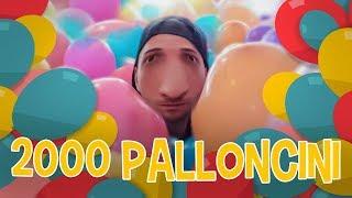 TERRORE IN CASA! 2000 PALLONCINI IN CAMERA DI DREAD (prank)