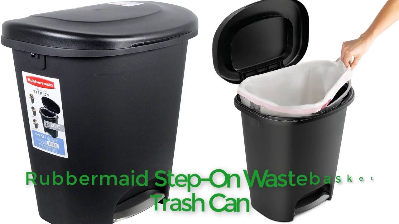 Great Top 5 Best Kitchen Trash Cans Review 2017 | Best Kitchen Trash Cans For Your  Kitchen Part 20
