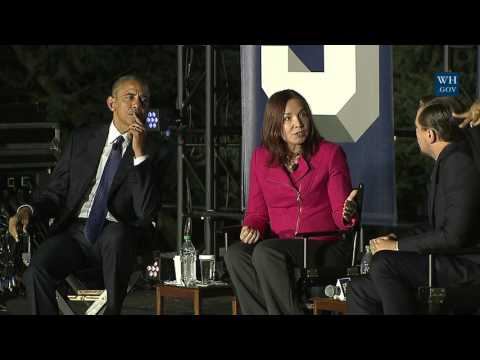 SXSL: President Obama Participates in SXSL Discussion